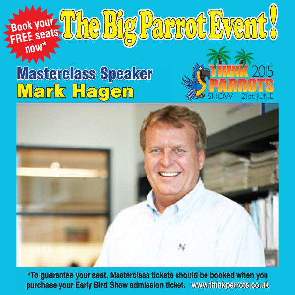 TP15 Speakers Mark Hagen