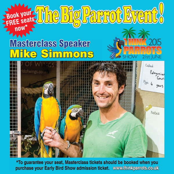 TP15 Speakers Mike Simmons