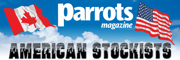 American Stockists of Parrots magazine