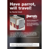 Have parrot will travel!