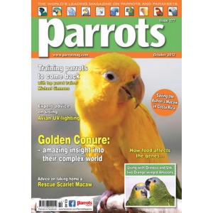 Parrots magazine, Issue 177