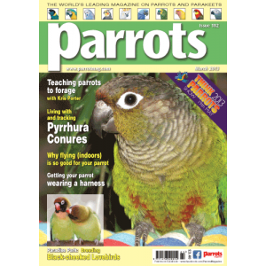 Parrots magazine, Issue 182