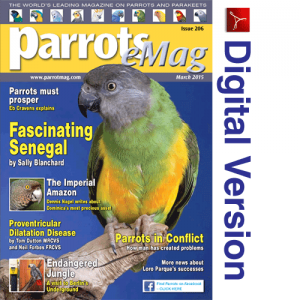 Parrots magazine eMag 206 March 2015