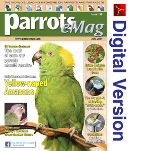 Parrots magazine eMag 198 July 2014